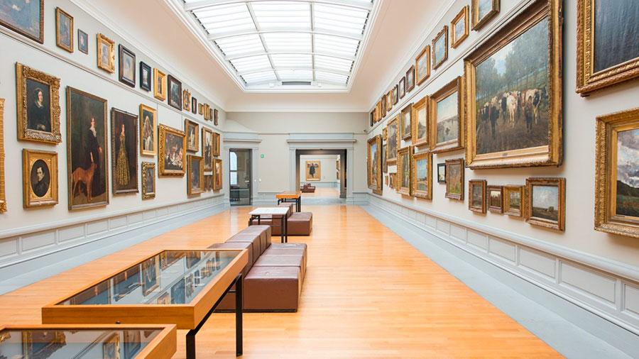 Экскурсия в музей изящных искусств (Гент, Бельгия)