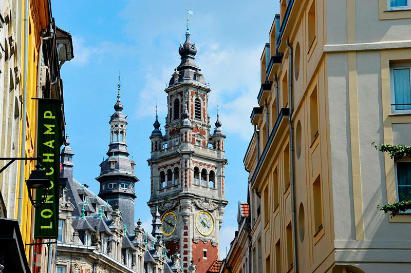 Экскурсии из Гента (Бельгия): город Лилль (Франция)