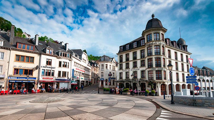 Фото Буйона, Бельгия