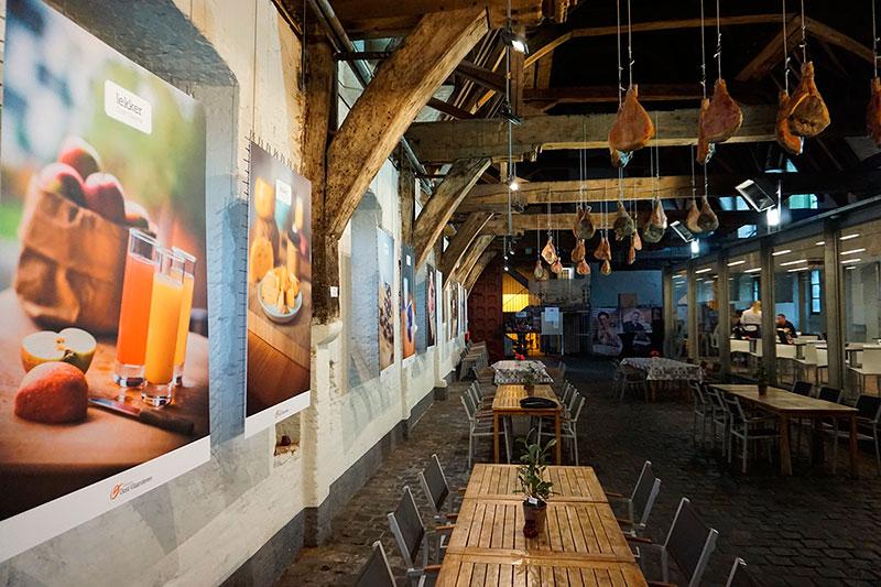 Где поесть в Генте: Het Groot Vleeshuis