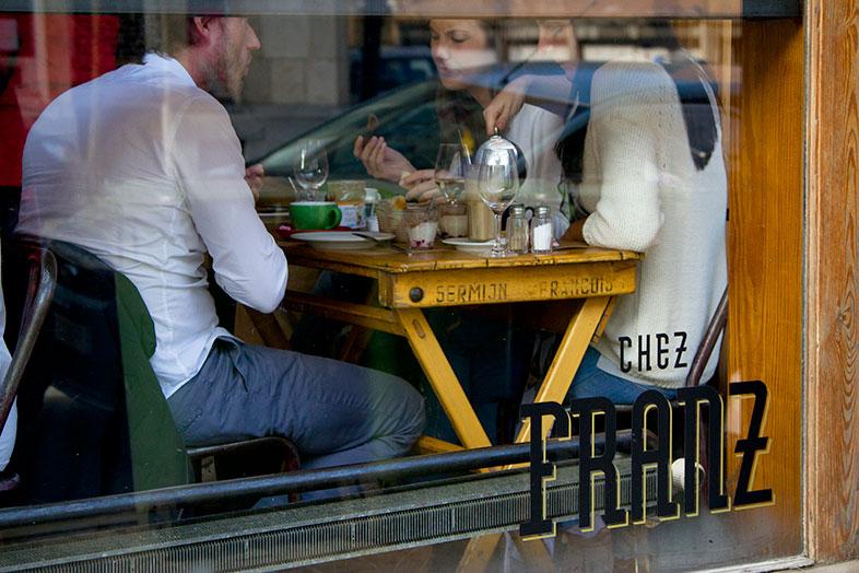 Где поесть в Брюсселе: ресторан Chez franz
