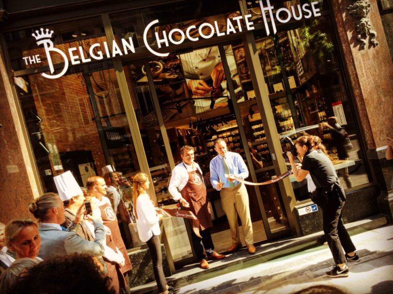 Страны-производители шоколада в Европе: Бельгия