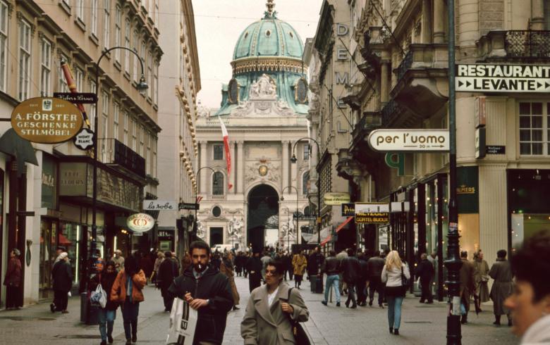 Прага-Вена: как добраться на автобусе, поезде и такси