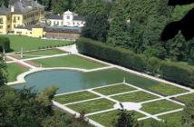 Дворец Хельбрунн, Зальцбург — как добраться, часы работы, цена билета