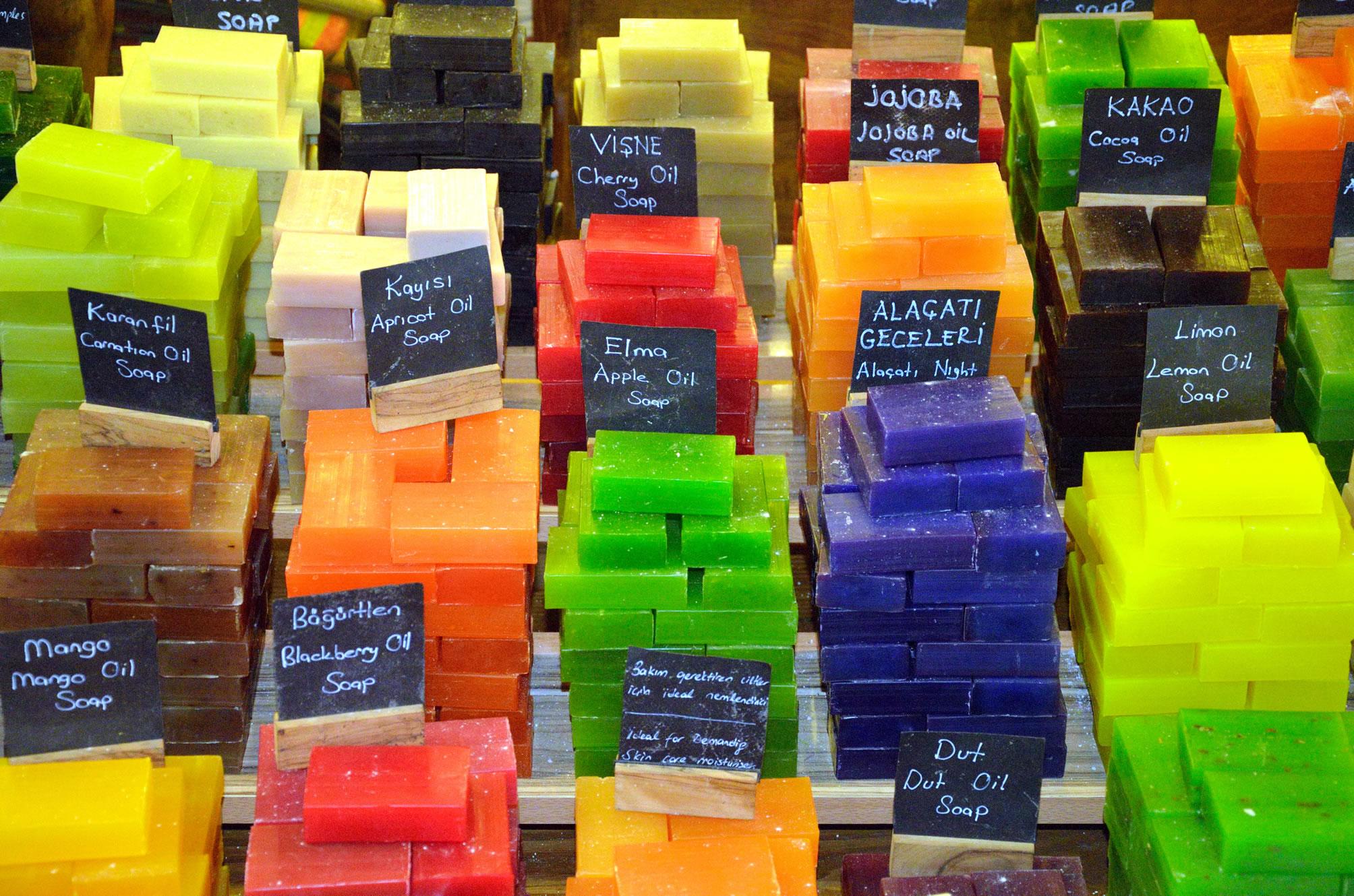 Сувениры из Турции: оливковое мыло turkish souvenirs olive soap