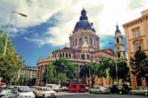 Достопримечательности Будапешта: базилика Св. Иштвана