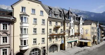 Отели Инсбрука - Hotel Grauer Bär