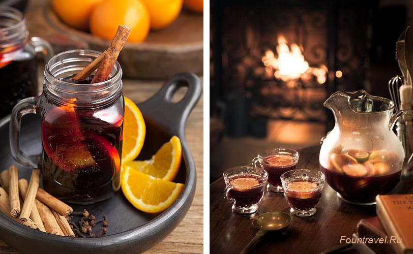 Рождественский глинтвейн: рецепт и ингредиенты