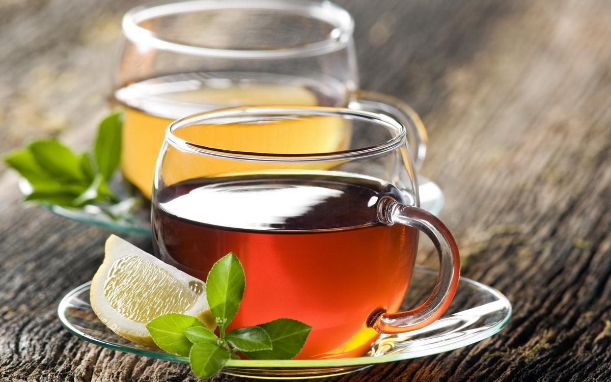 Лемон полезен для нервов, чай с лимоном