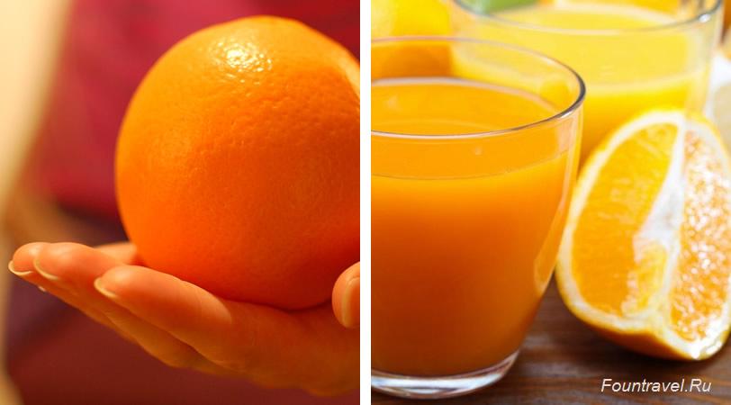 Полезные свойства апельсинов для организма человека