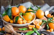 Как выбирать мандарины