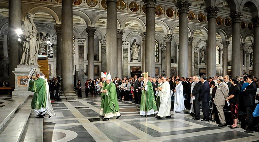 Папа Римский, Рим, Италия