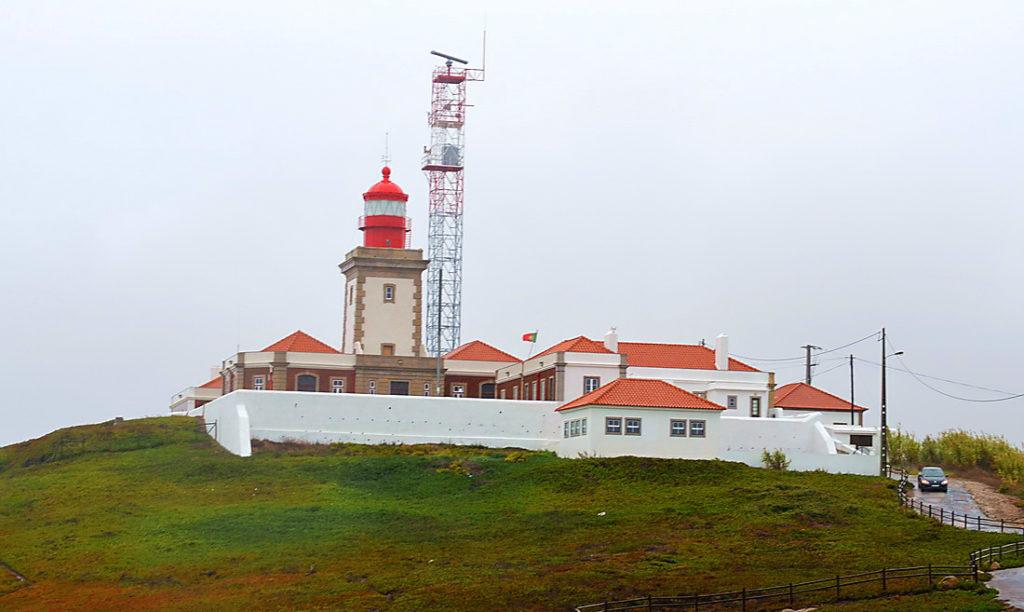 Мыс Рока в Синтре (Cabo da Roca, Sintra)