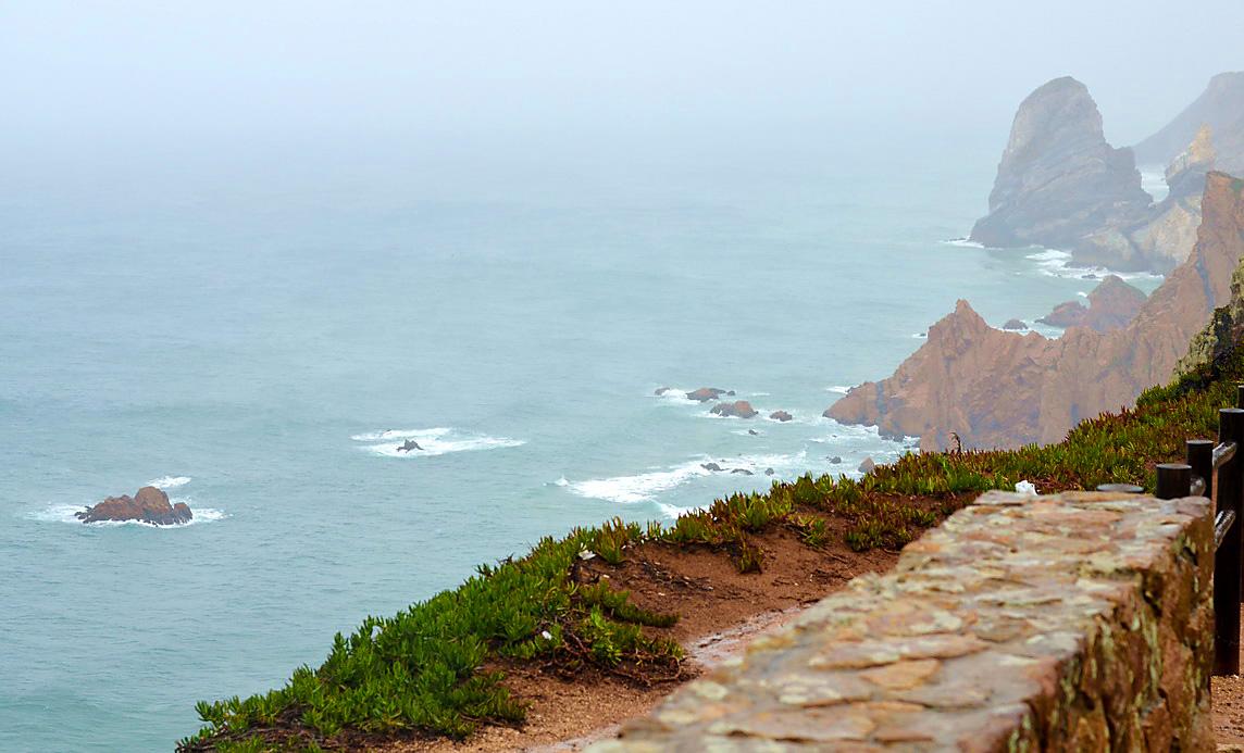 Мыс Рока, Португалия (Cabo da Roca, Portugal)