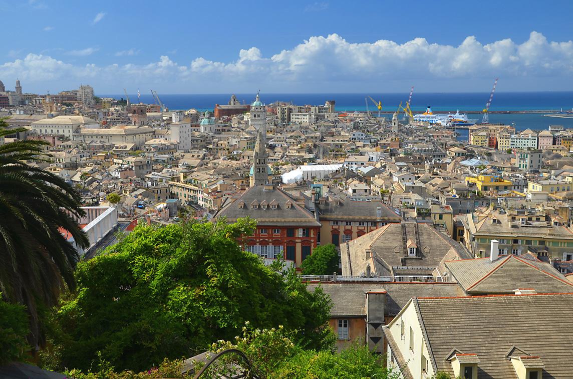 Лигурия, Генуя (Liguria, Genoa)