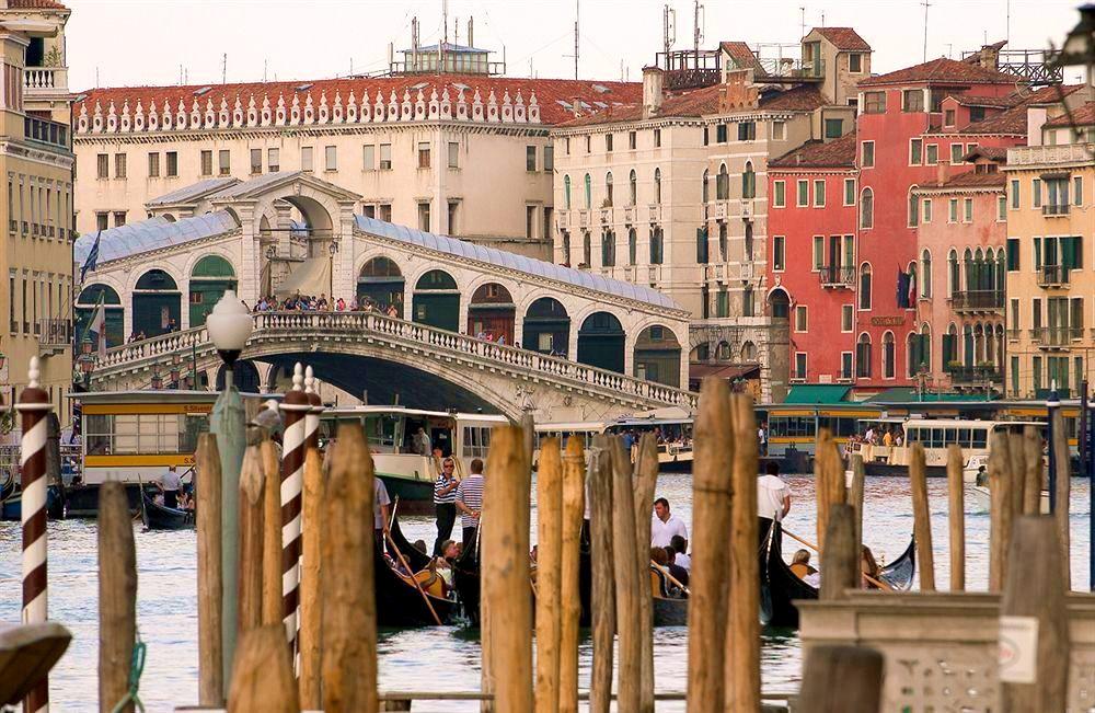 Большой канал, мост Риальто (Венеция)
