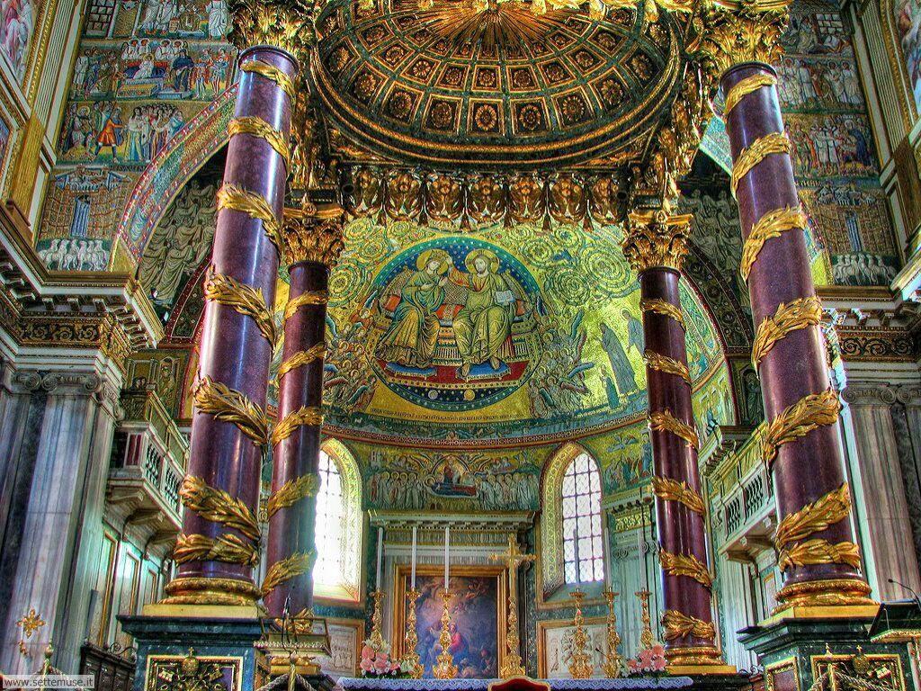 Санта-Мария-Маджоре (Santa Maria Maggiore, Rome)