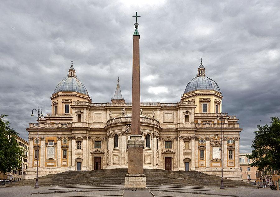 Санта-Мария-Маджоре, Рим, Италия