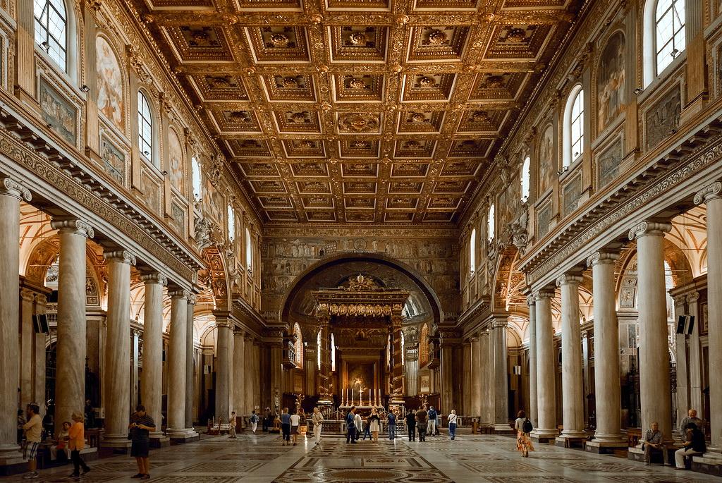 Церкви Рима: Санта-Мария-Маджоре