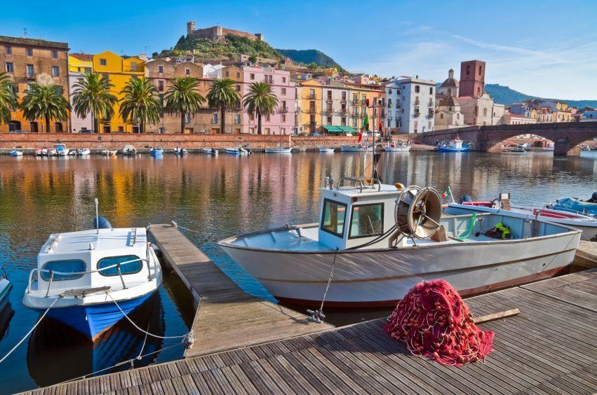 Бронировать отели Сардинии (Италия)