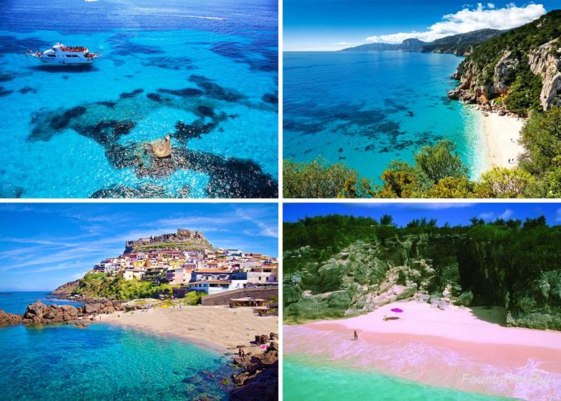 Изумрудный берег, Сардиния, Италия