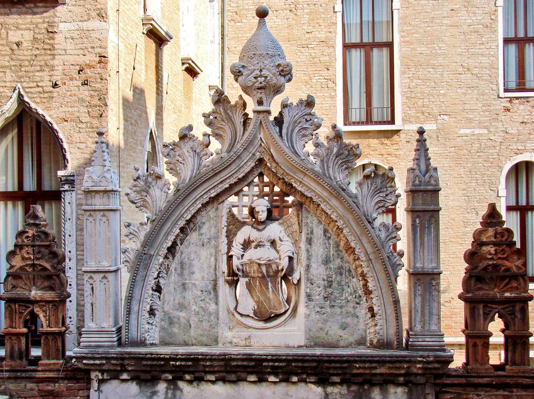 Дворцы Венеции (Италия)