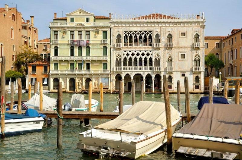 Экскурсия во дворец Ка-д'Оро (Венеция, Италия)