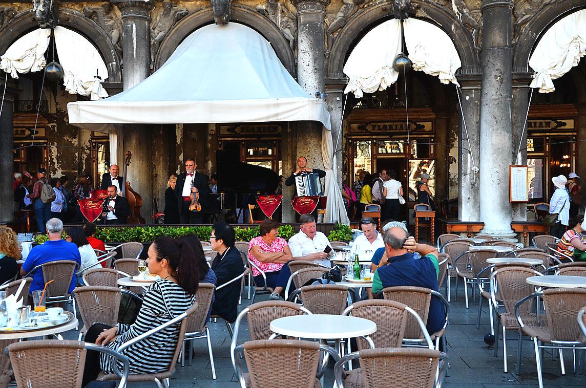 Кафе Флориан, Венеция, Италия (Cafe Florian, Venice, Italy)