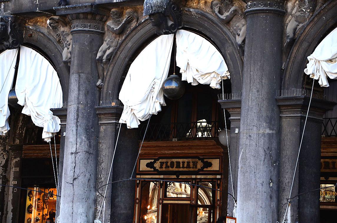 Лучшие кафе и бары Венеции: Флориан (Venice, Florian)