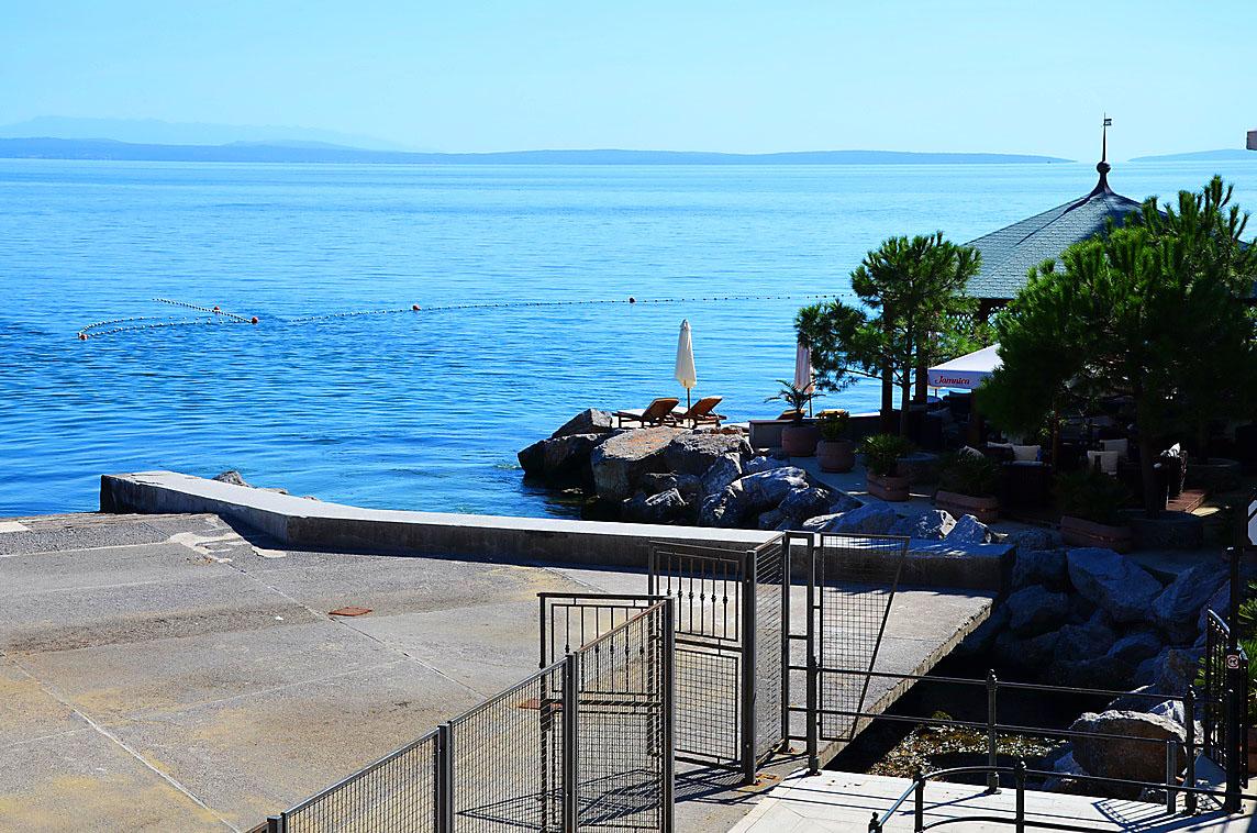 Пляжи Опатии, Хорватия (Opatia beaches, Croatia)