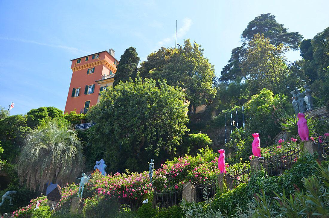 Отдых в Лигурии, Италия (rest in Portofino, Italy)