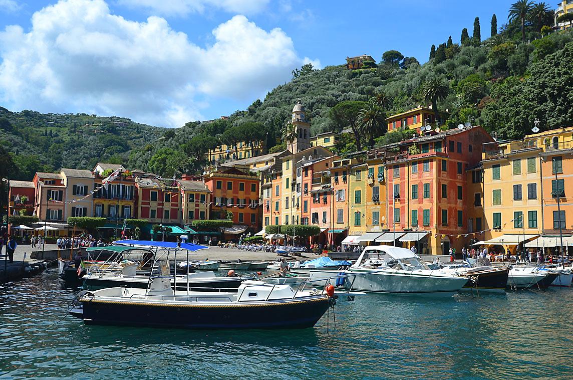 Портофино, Лигурия (Portofino, Liguria, Italy)