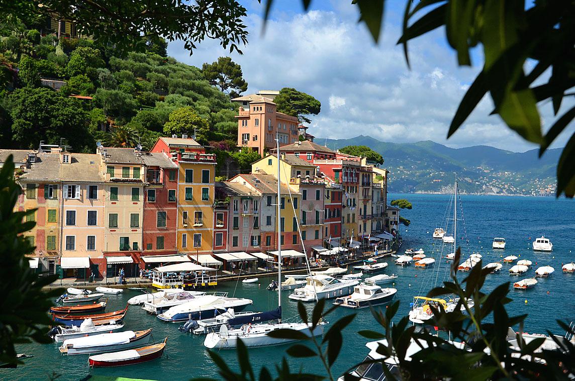 Экскурсия в Портофино, Лигурия (excursion in Portofino, Liguria)