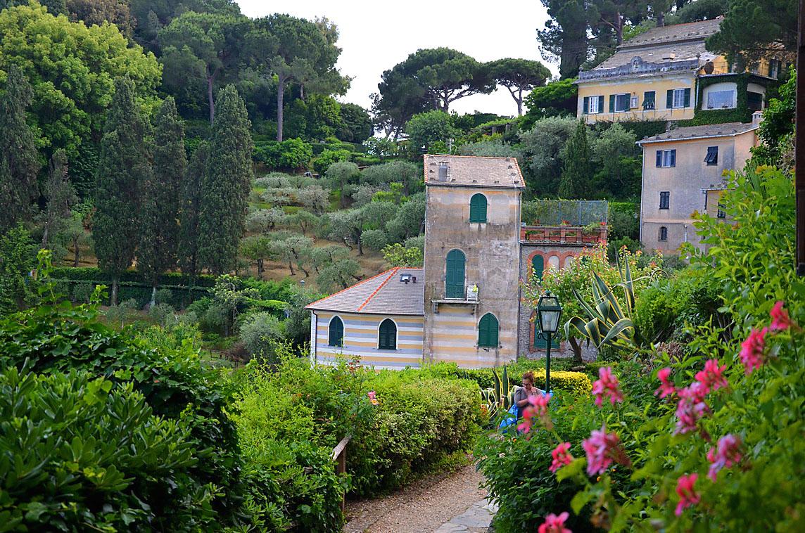Национальный парк Портофино, Италия (Portofino, Italy)