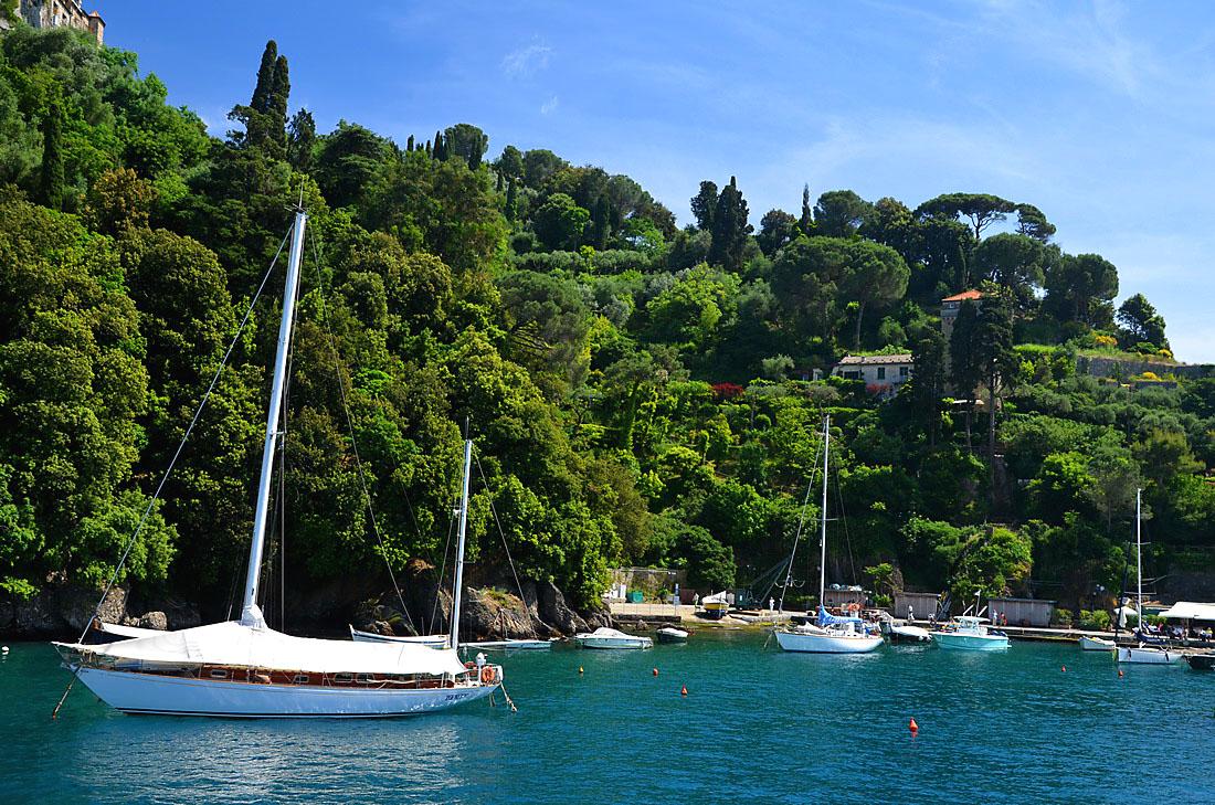 Отдых в Портофино, Италия (Portofino rest, Italy)