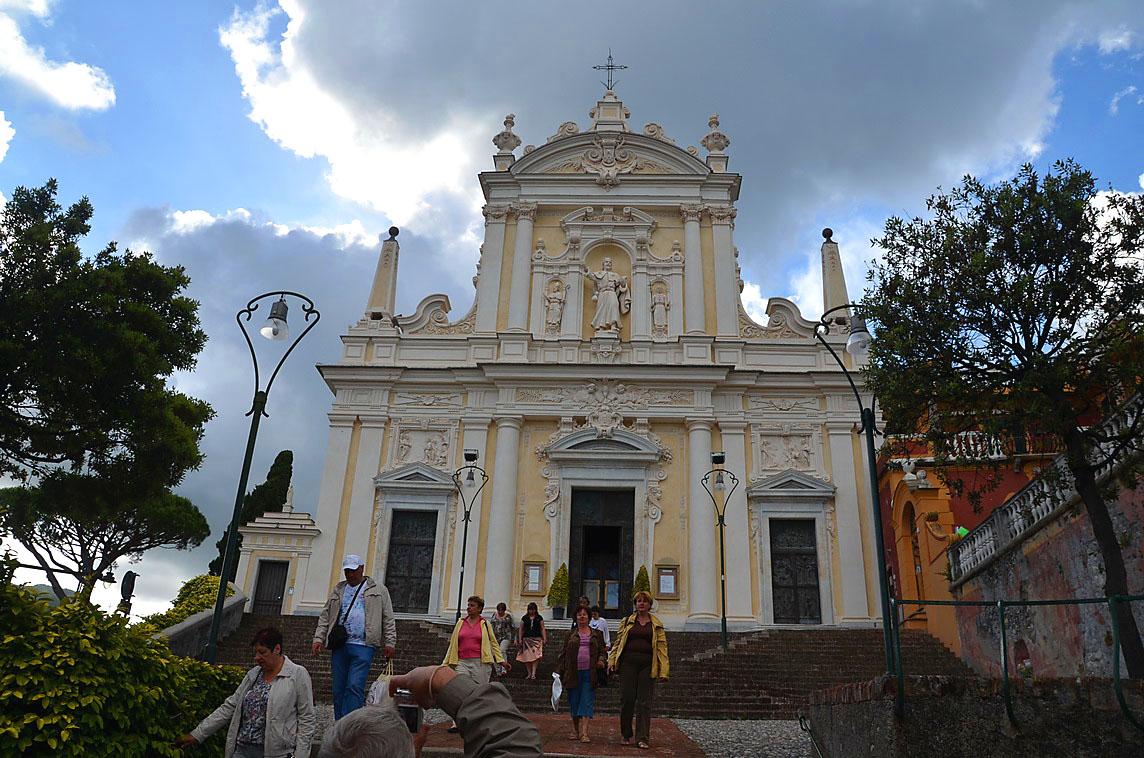 Санта-Маргерита-Лигуре, Италия (Santa Margerita Ligure)