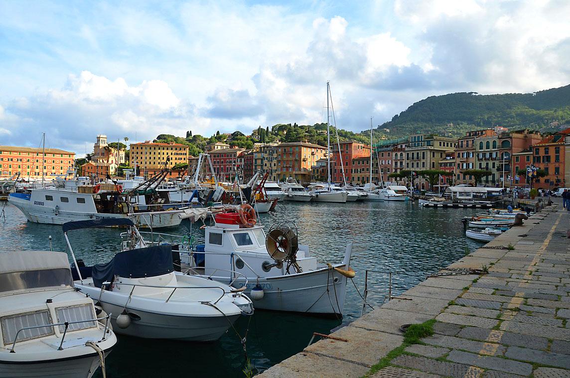 Отдых в Санта-Маргерита-Лигуре (Liguria, Italy)