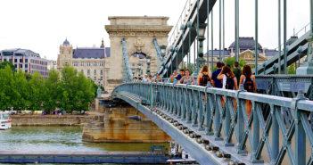 Цепной мост Сечени (Будапешт)