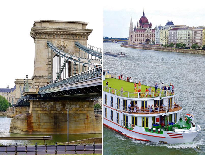 Цепной мост (Budapest bridge)