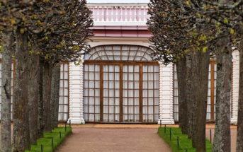 Дворец Монплезир, Петергоф, Санкт-Петербург
