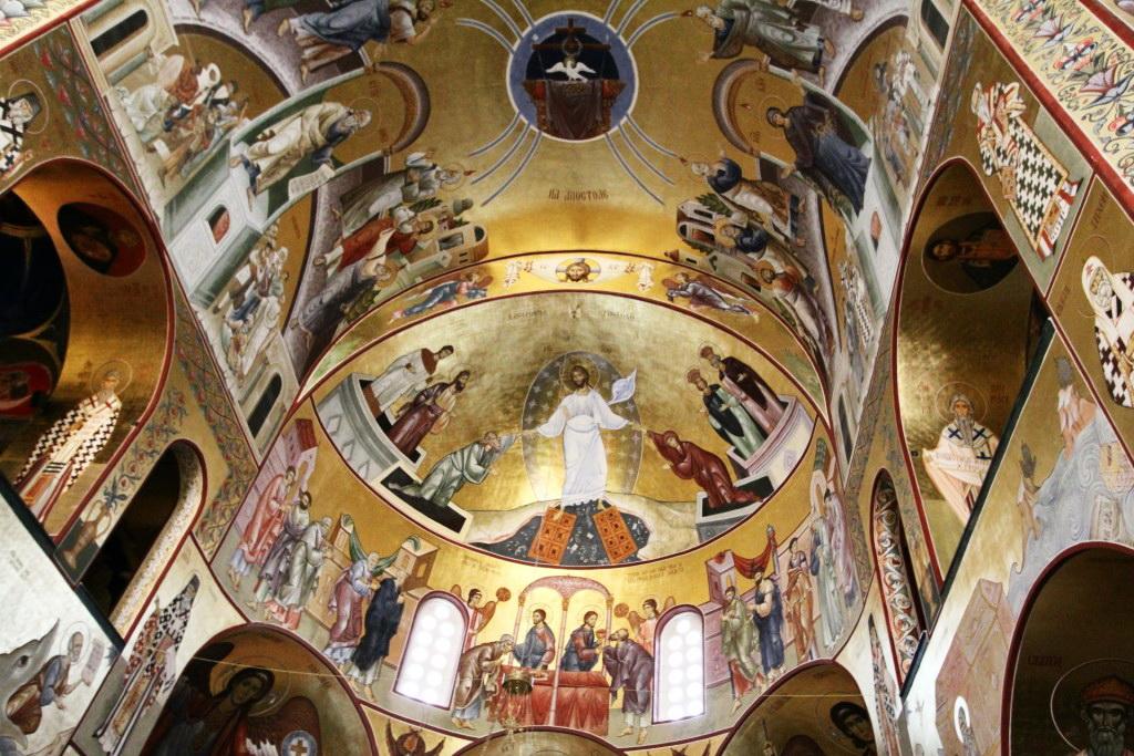 Религиозные сувениры из Черногории