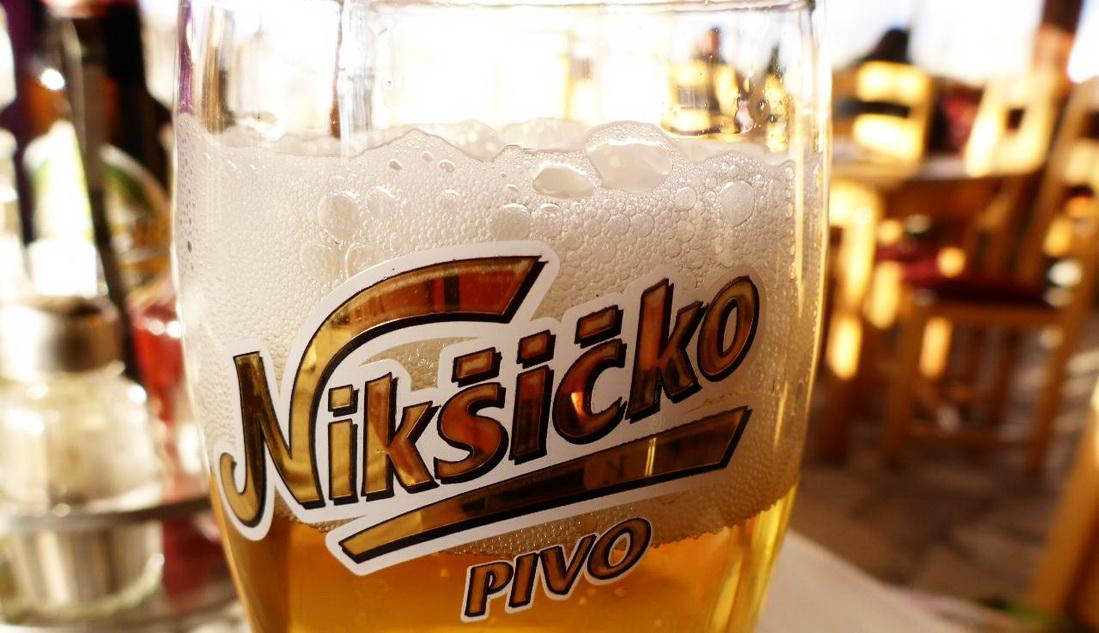 Алкогольные сувениры из Черногории - пиво Никшичко