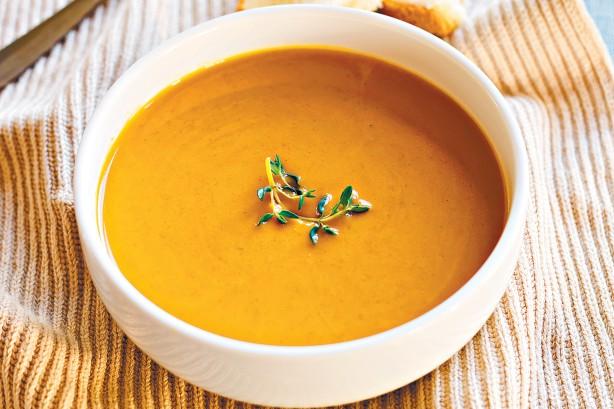Что приготовить из тыквы - крем-суп из тыквы