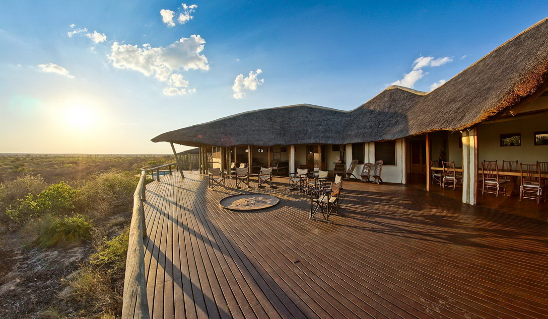 Забронировать лодж в Сентрал-Калахари, Ботсвана