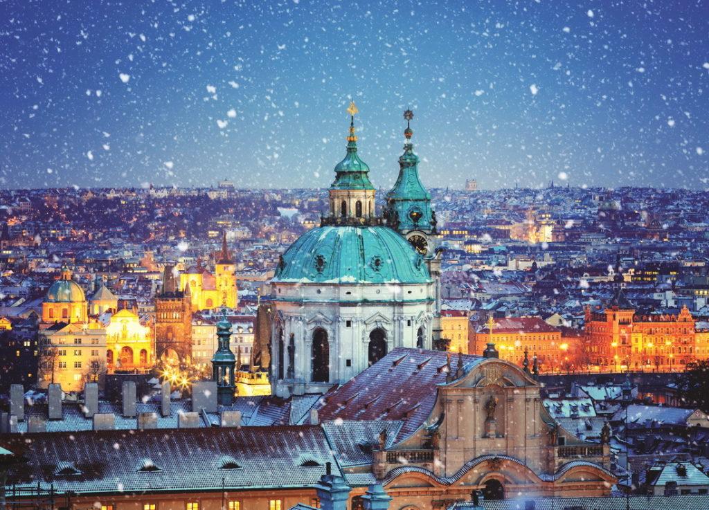Рождественская ярмарка в Праге — даты открытия и закрытия, место проведения