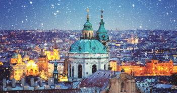 Рождественская ярмарка в Праге — даты 2019
