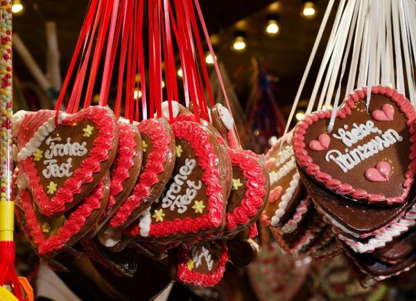 Нюрнберг: рождественская ярмарка - что попробовать из сладостей