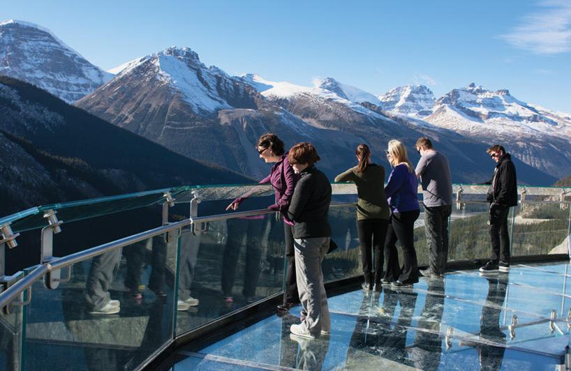 Джаспер, Канада - экскурсии и маршруты национального парка