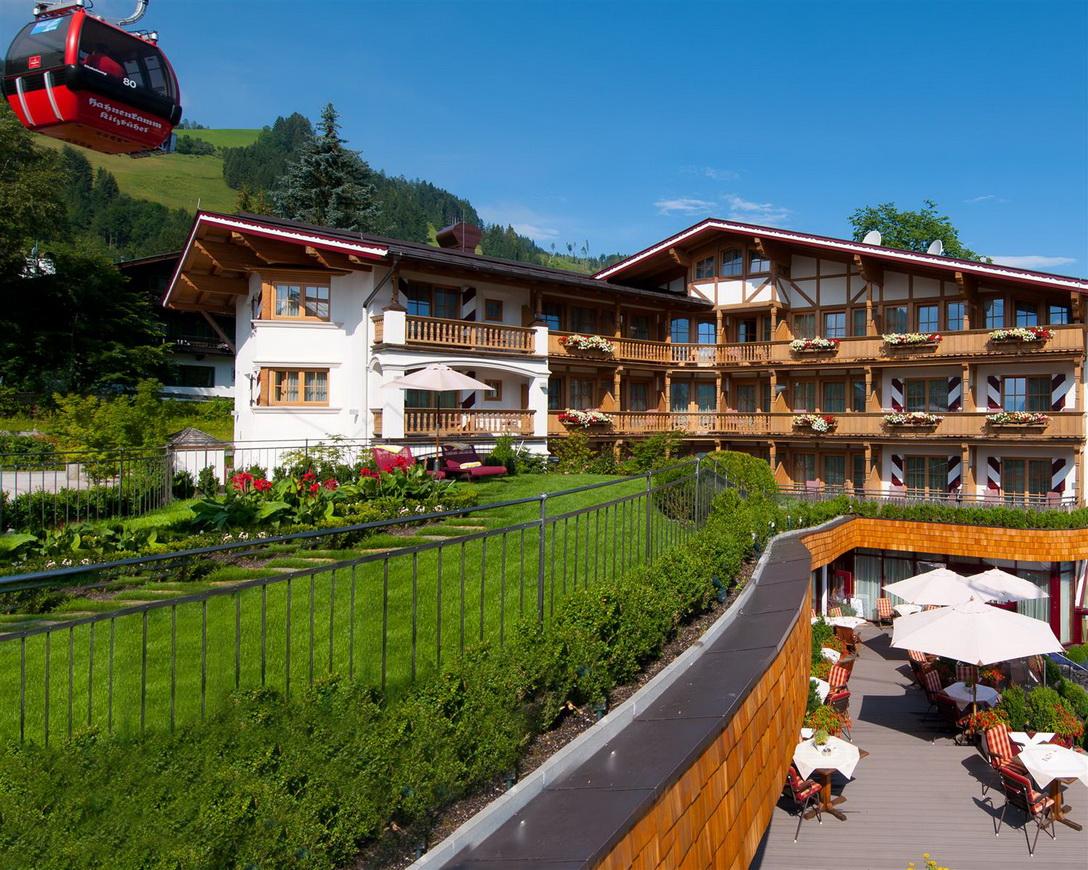 Четырехзвездочные отели Китцбюэля - Best Western Premier Hotel Kaiserhof Kitzbühel
