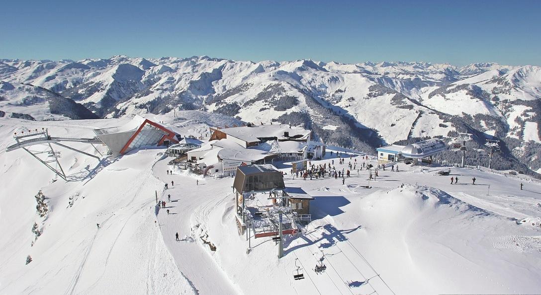 Горнолыжные трассы Китцбюэля, Австрия